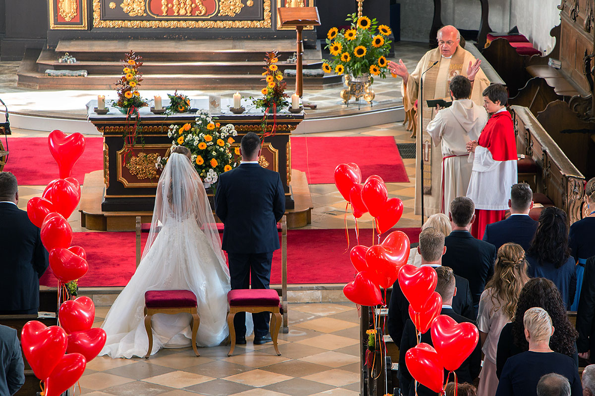 Was Brauchen Paare Fur Eine Katholische Trauung Mk Online