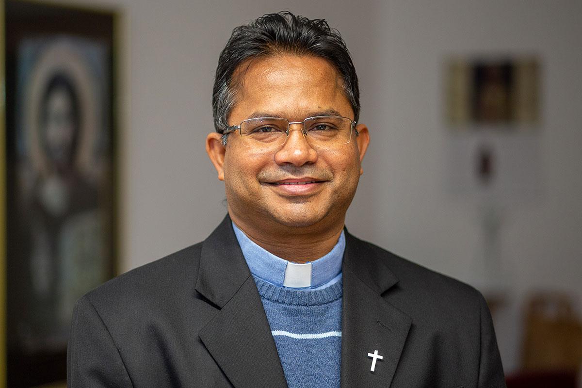 Pater Roy Pooppallil